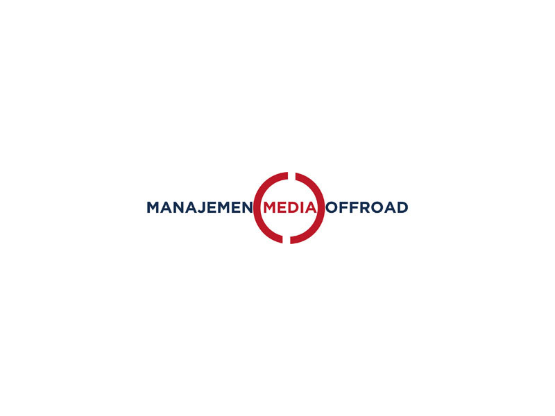 Offroad Media Management logo design by carman
