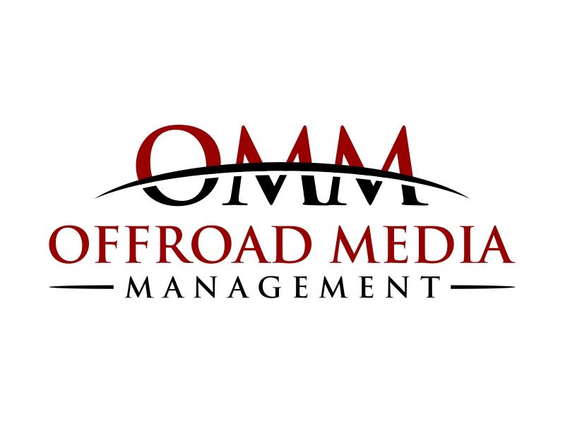 Offroad Media Management logo design by cintoko