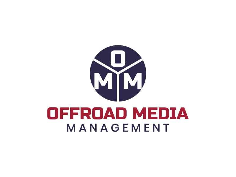 Offroad Media Management logo design by Saraswati