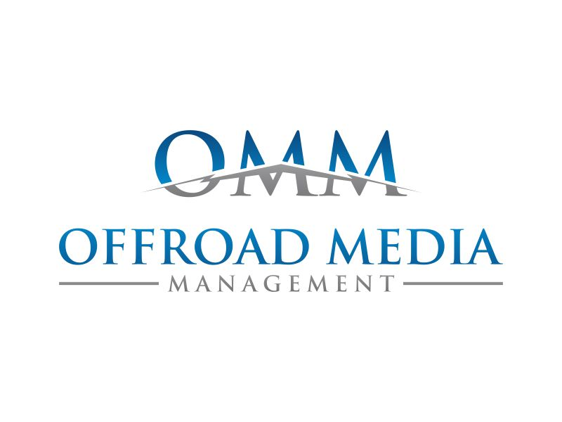 Offroad Media Management logo design by Purwoko21