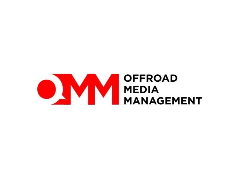 Offroad Media Management logo design by revi