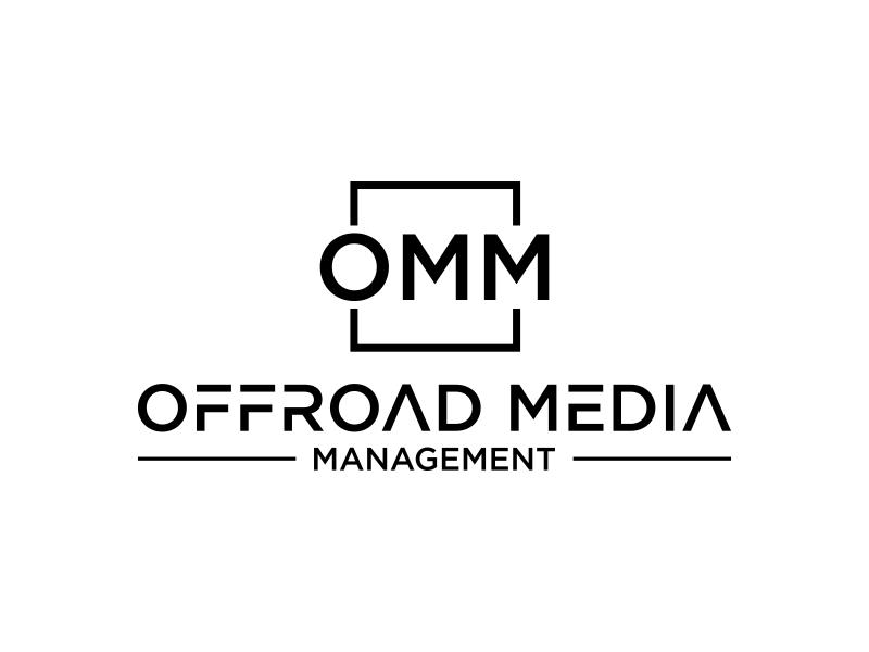 Offroad Media Management logo design by EkoBooM