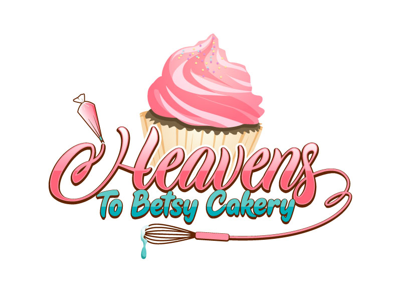 Heavens To Betsy Cakery logo design by LogoInvent