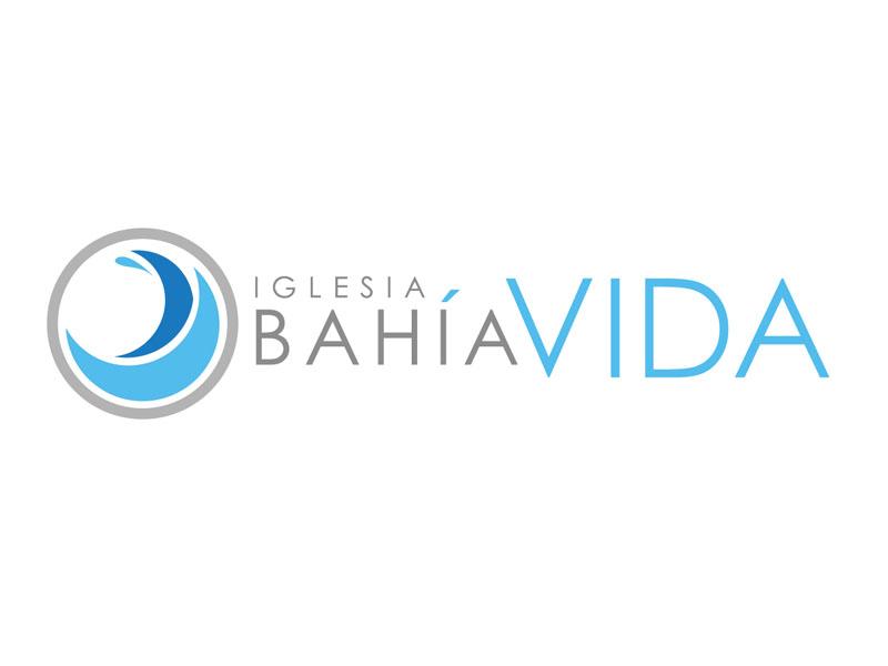 Iglesia Bahia Vida Logo Design
