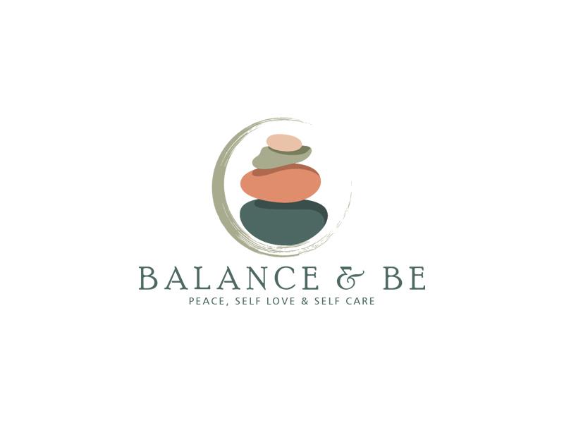 Balance and Be Logo Design