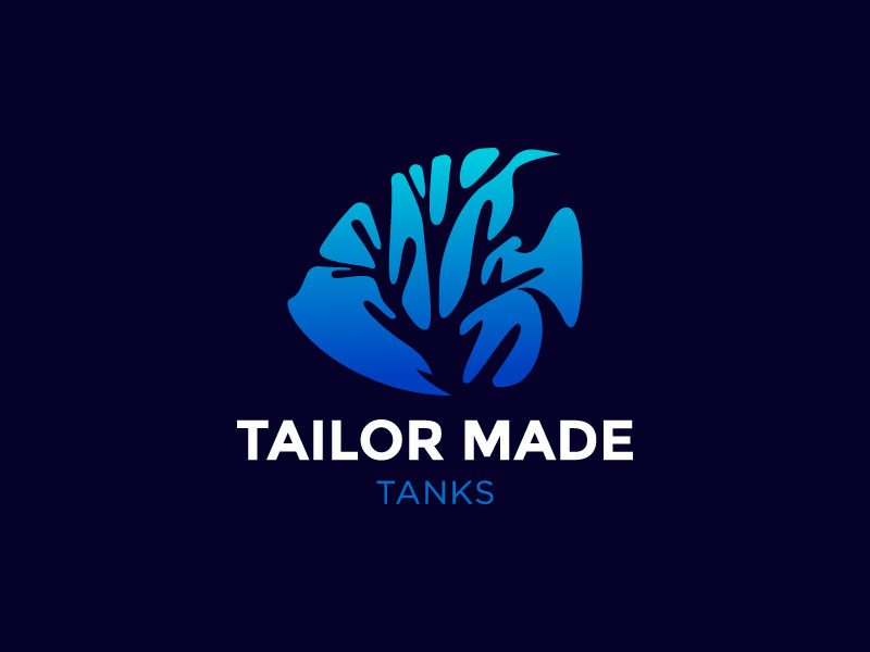 Tailor Made Tanks logo design by mikha01