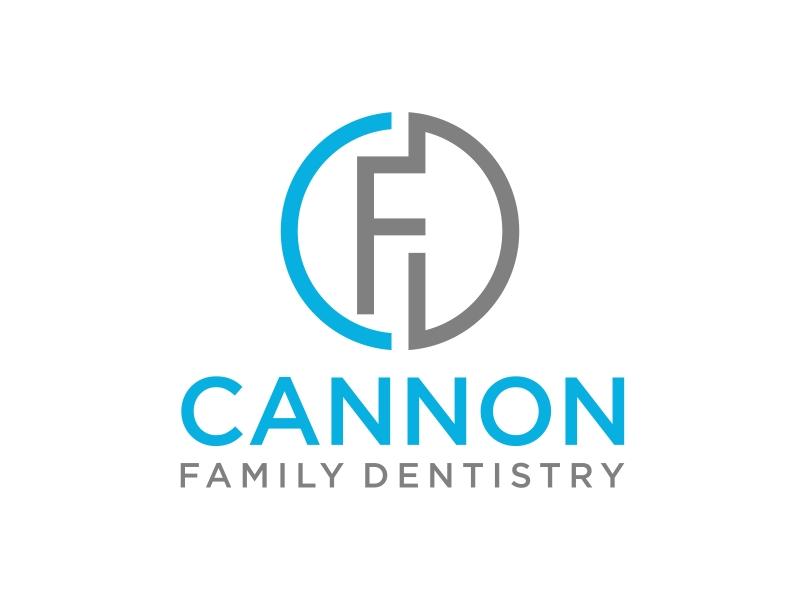 Cannon Family Dentistry Logo Design