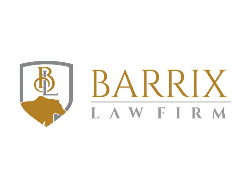Barrix Law Firm Logo Design