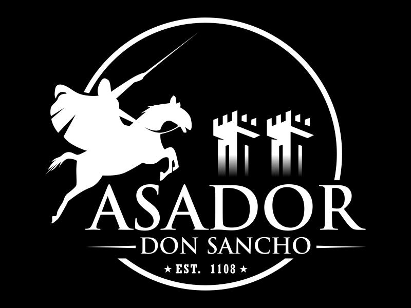 ASADOR DON SANCHO Logo Design