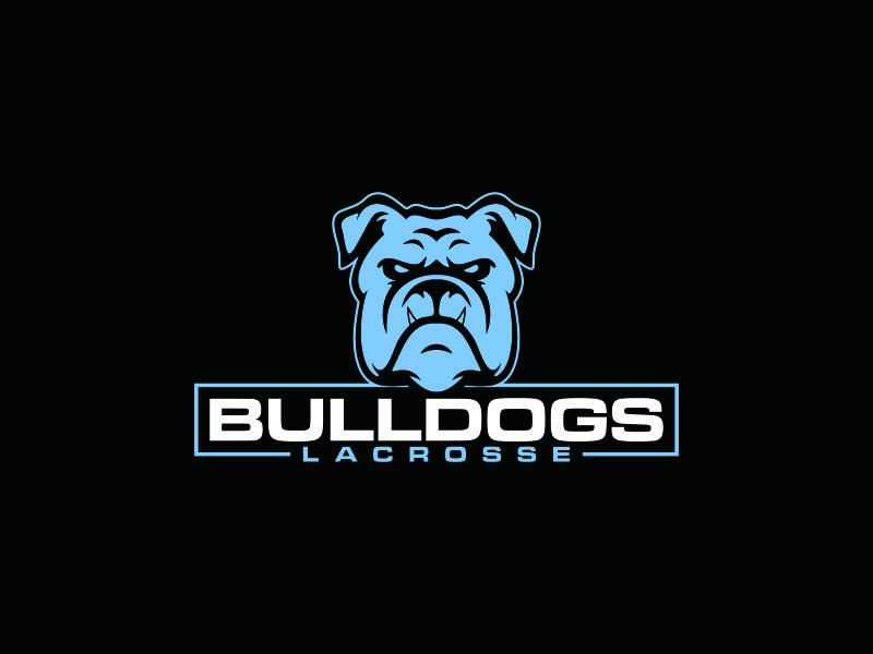 Bulldogs Lacrosse Logo Design