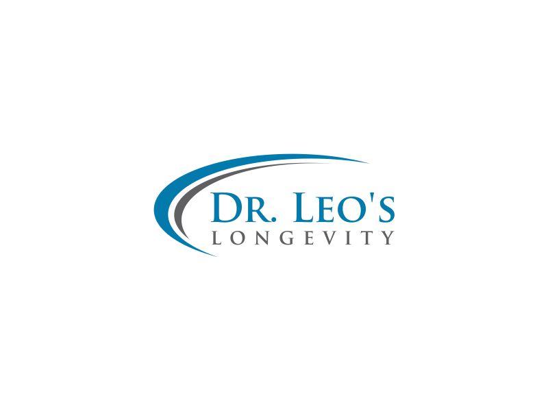 Dr. Leo's Longevity Logo Design