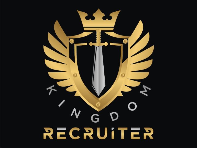 Recruiter For Christ Logo Design