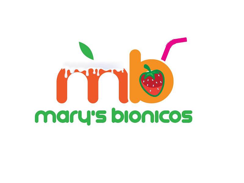 Mary's Bionico Logo Design