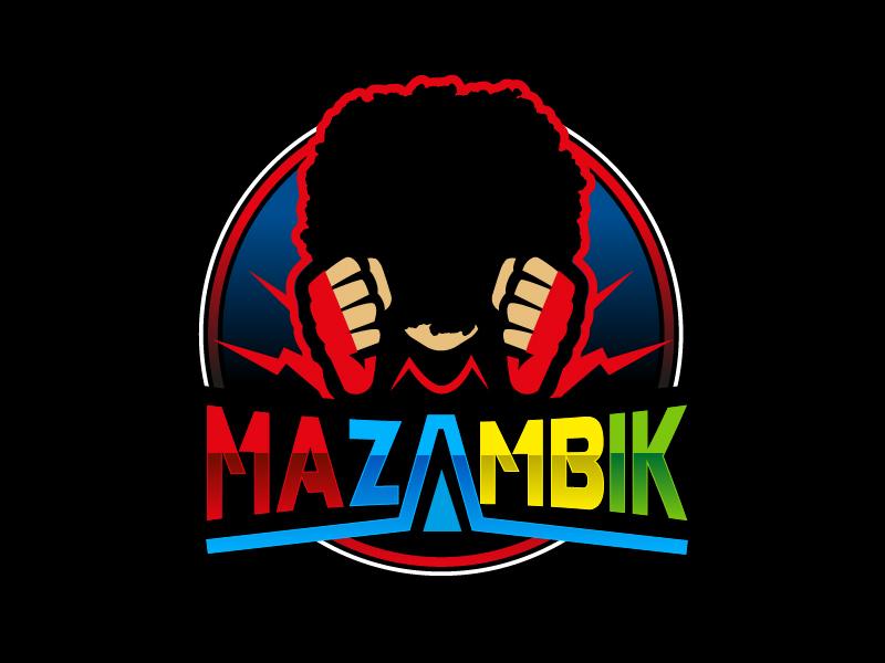 Mazambik Logo Design