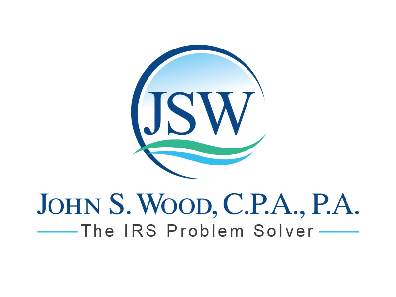 John S. Wood, C.P.A. Logo Design