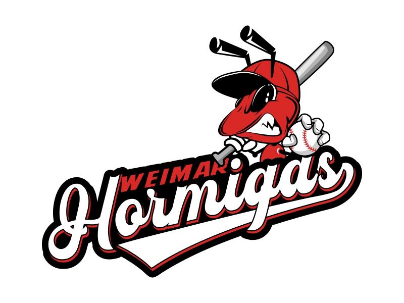 Weimer Hormigas Logo Design