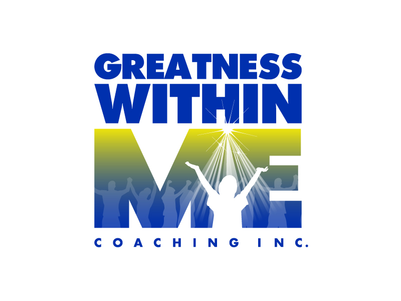 Greatness Within Me Coaching Inc. Logo Design
