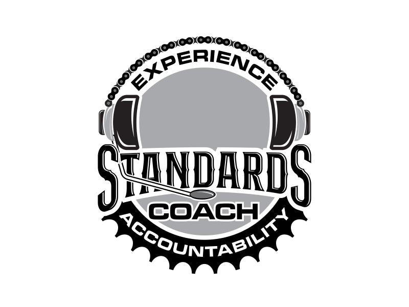 Standards Coach Logo Design