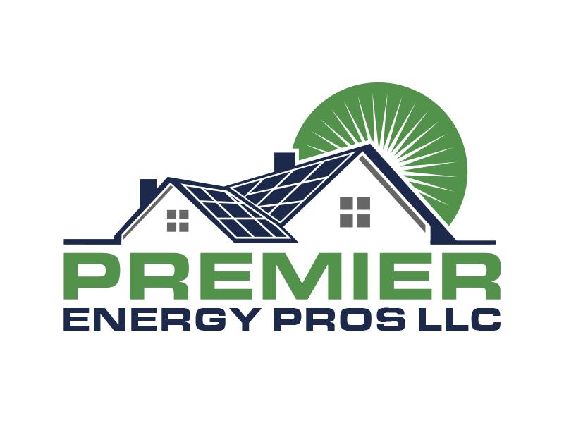 Premier Energy Pros LLC logo design by MarkindDesign™