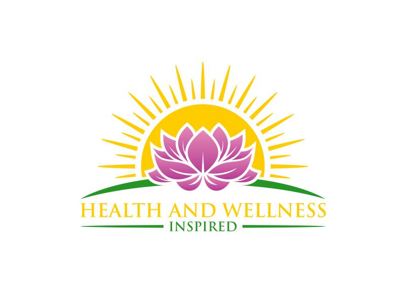 Health and Wellness Inspired Logo Design