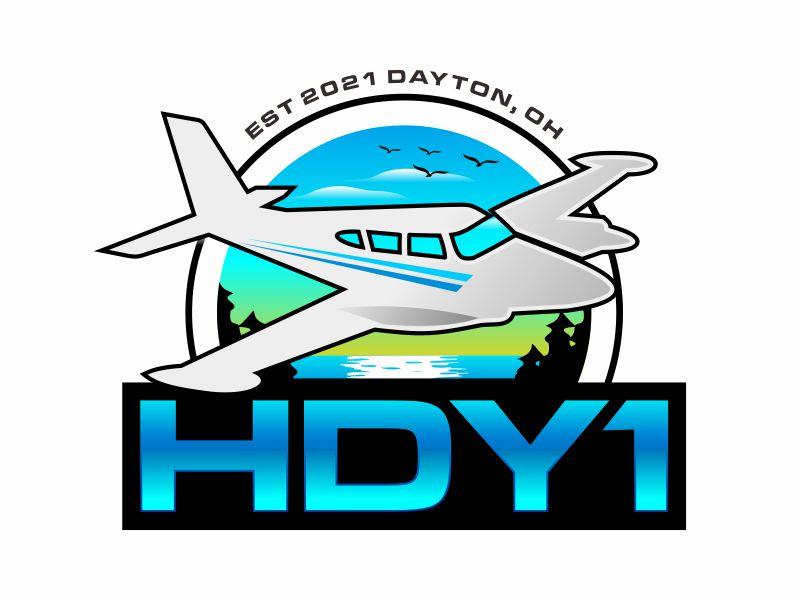 HDY1 logo design by hidro