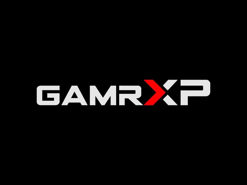 GamrXP Logo Design