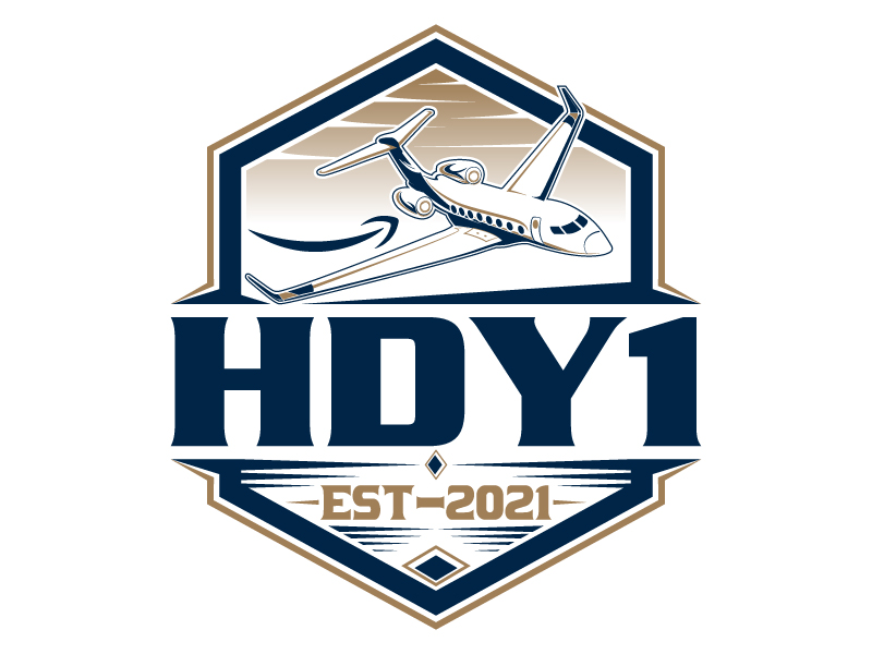 HDY1 logo design by Suvendu