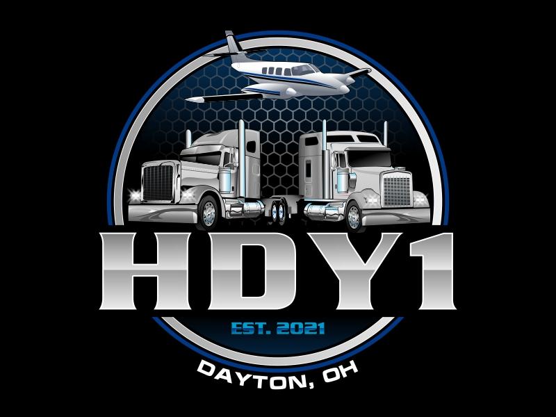 HDY1 logo design by rizuki