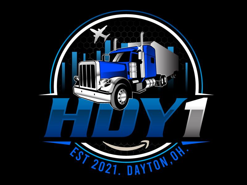 HDY1 logo design by DreamLogoDesign