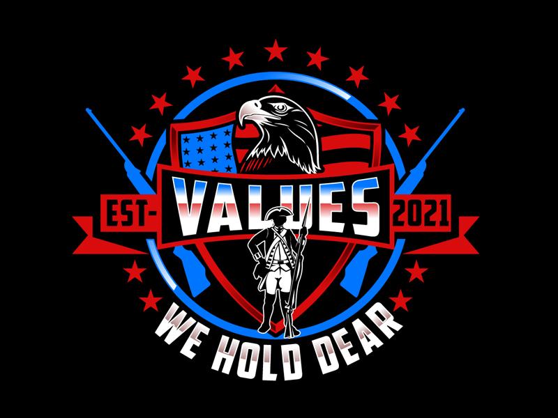 Values We Hold Dear logo design by DreamLogoDesign
