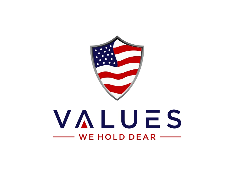 Values We Hold Dear logo design by barley