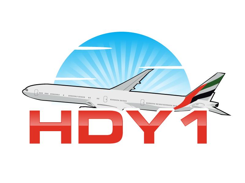 HDY1 logo design by ElonStark