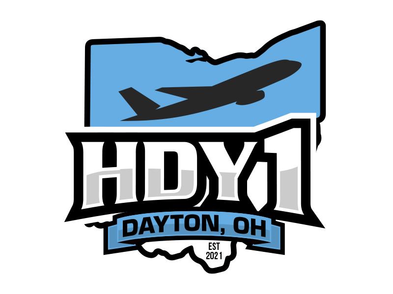 HDY1 logo design by MarkindDesign™