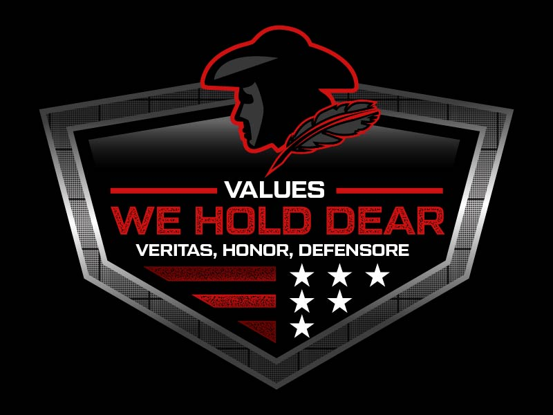 Values We Hold Dear logo design by czars