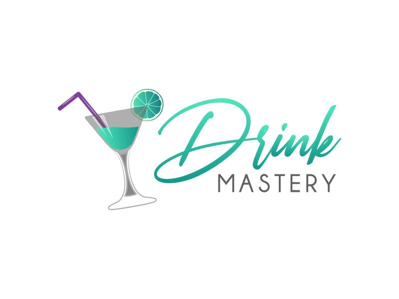 Drink Mastery logo design by Kirito