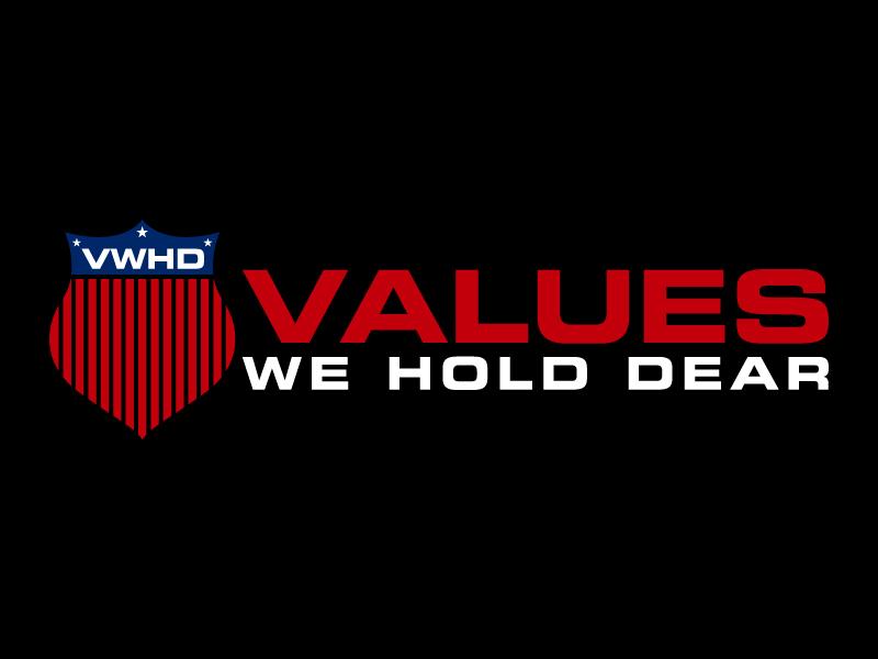 Values We Hold Dear logo design by Kirito