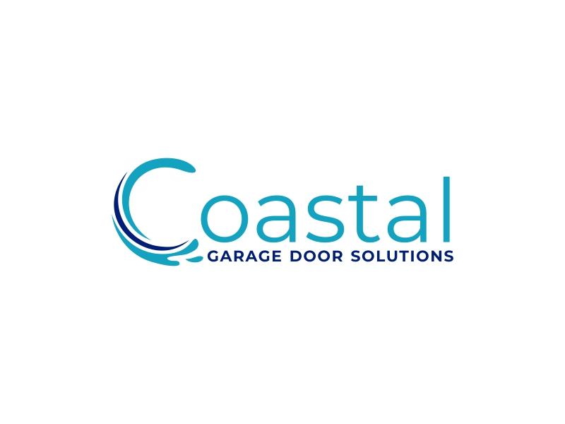 Coastal Garage Door Solutions logo design by ingepro