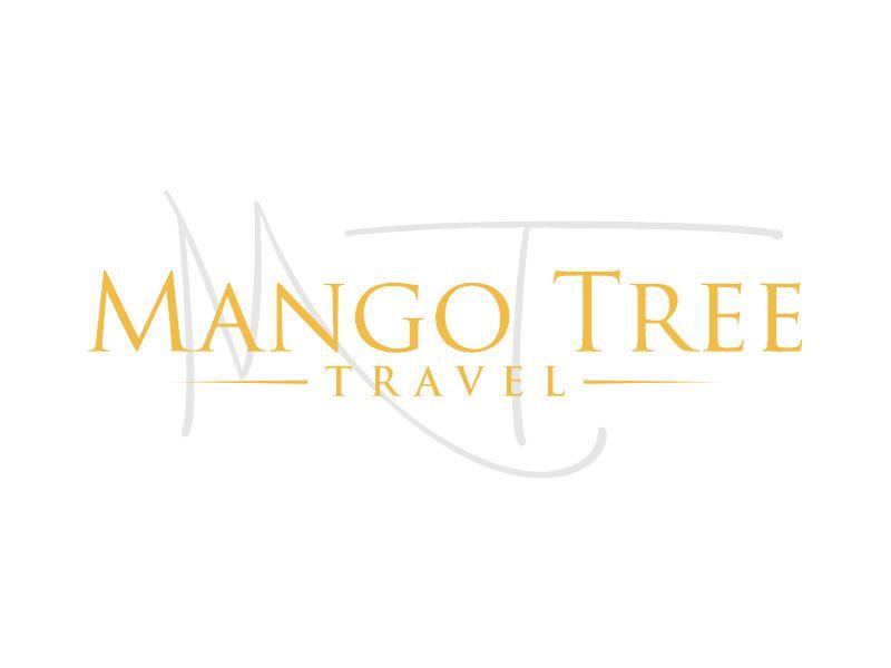 Mango Tree Travel logo design by Gwerth