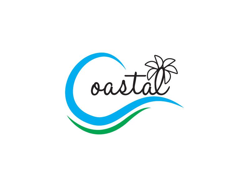 Coastal Garage Door Solutions logo design by ElonStark