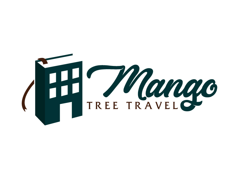 Mango Tree Travel logo design by karjen