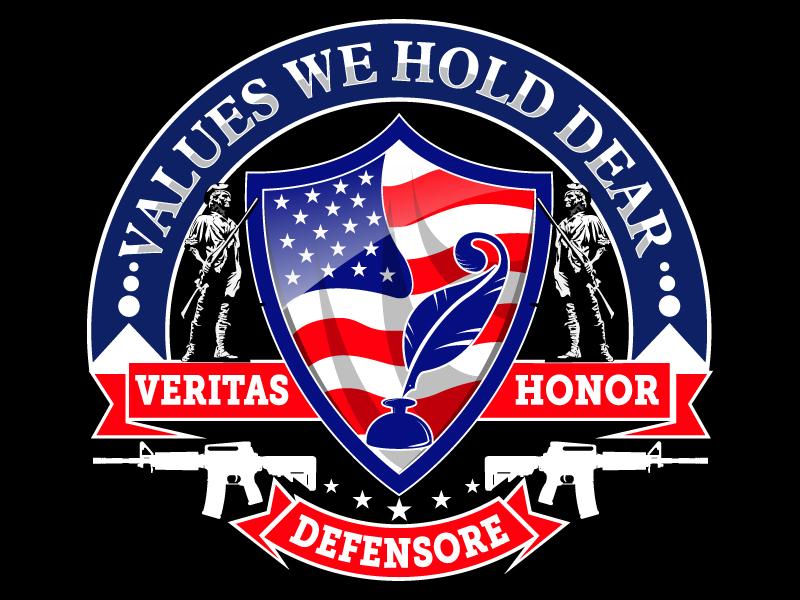 Values We Hold Dear logo design by Suvendu