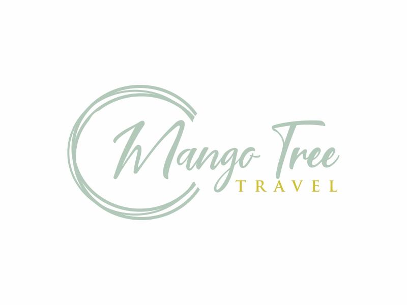 Mango Tree Travel logo design by Greenlight