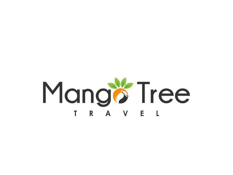 Mango Tree Travel logo design by Mayong Satriya