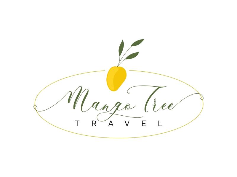Mango Tree Travel logo design by ekitessar