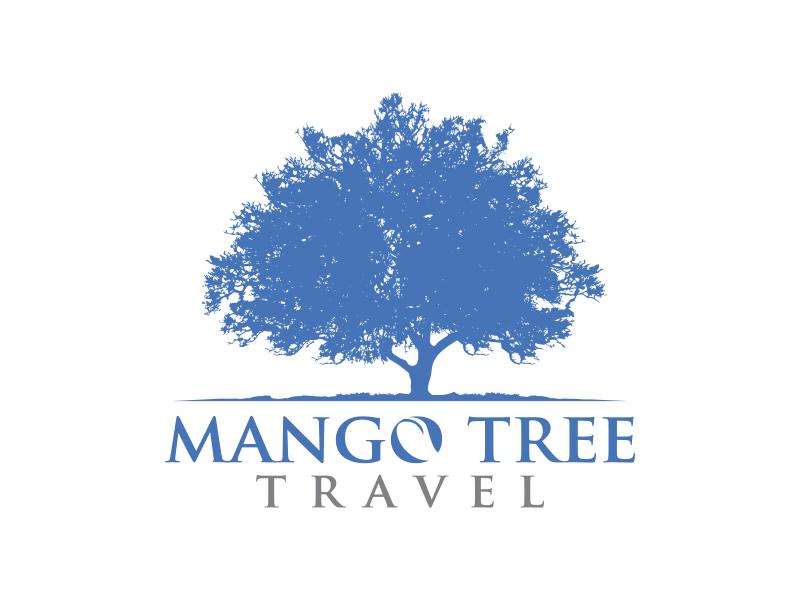 Mango Tree Travel logo design by MarkindDesign™