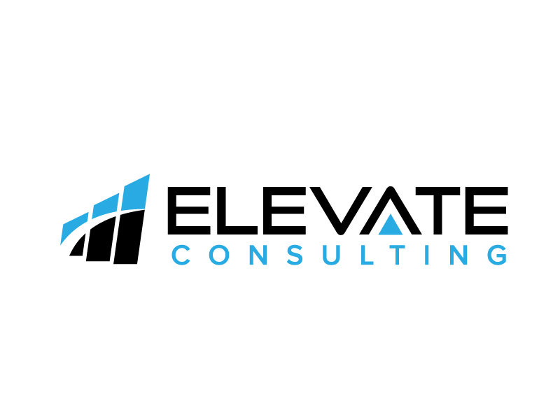 Elevate Consulting logo design by jaize