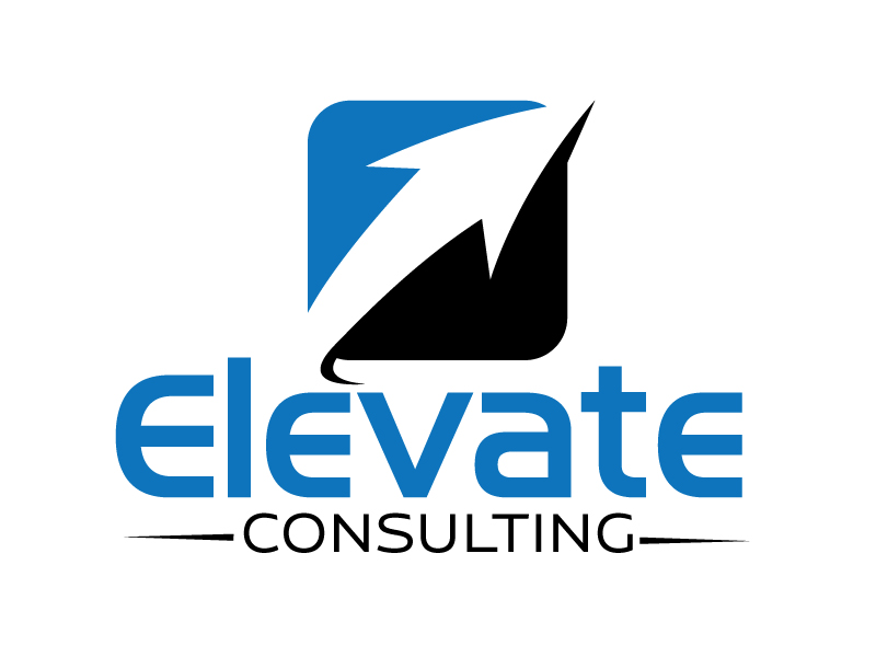 Elevate Consulting logo design by ElonStark