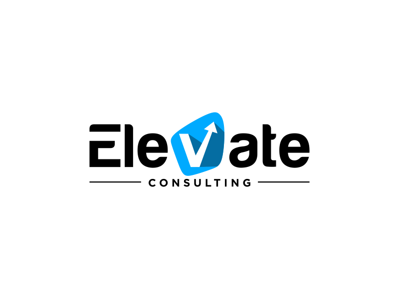 Elevate Consulting logo design by imagine