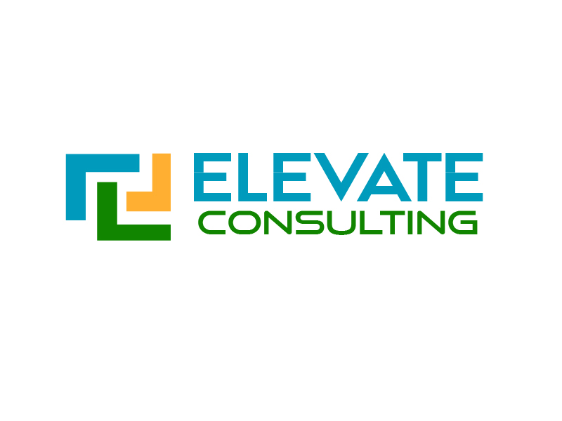 Elevate Consulting logo design by ruthracam