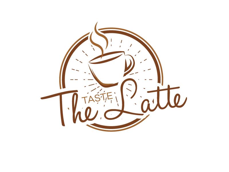 Taste The Latte logo design by karjen